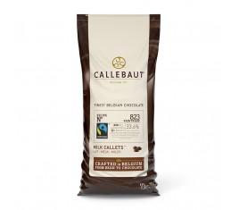 Chocolat lait 33,6% Recette 823