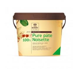 Pâte de noisettes 100% noisettes