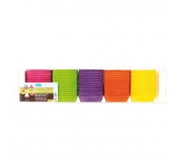 Assortiment caissettes 5 couleurs N°1201 F 70