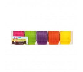 Assortiment caissettes 5 couleurs N°1207