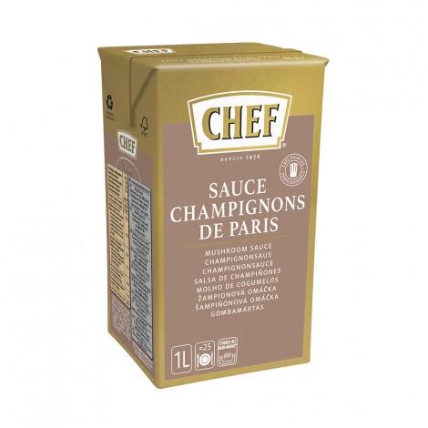 Sauce Champignons de Paris