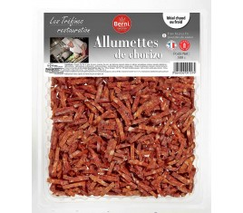Allumettes de Chorizo